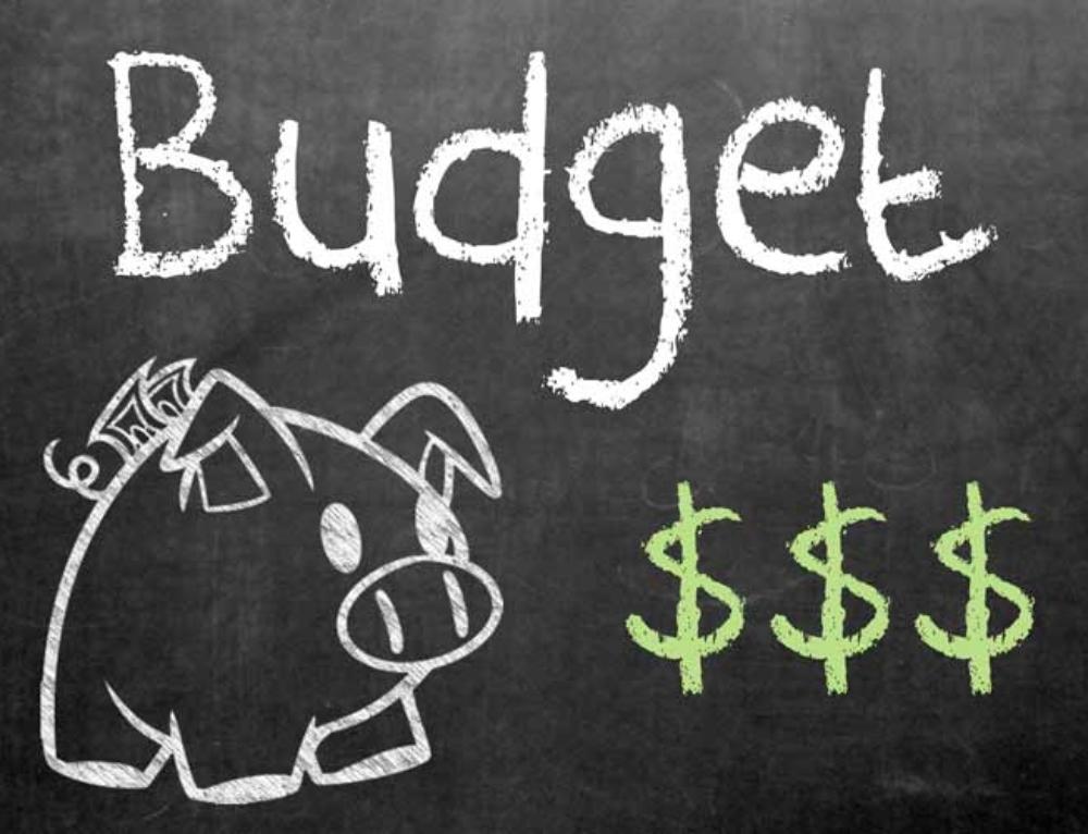 Parliamo di budget.