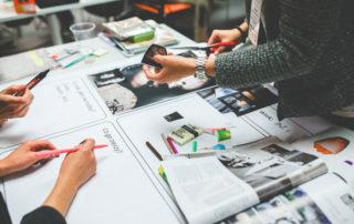 social media come fare piano redazionale